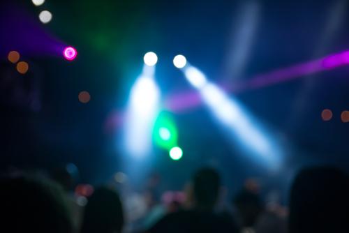 Blurred Club Party - Transportation LA to San Diego