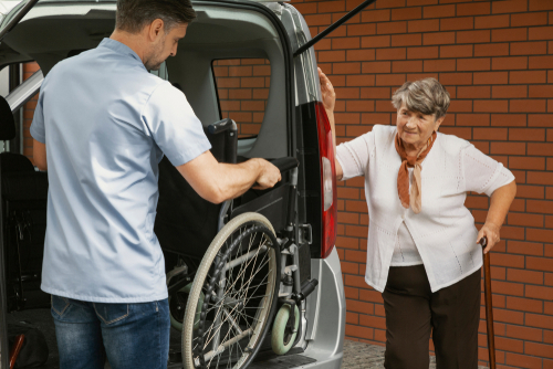 What are the advantages of non-emergency medical transportation