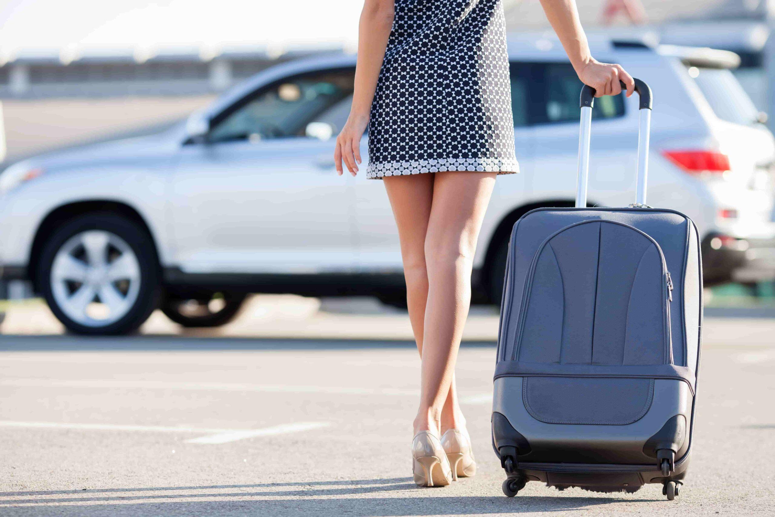 How long does TSA take at LAX